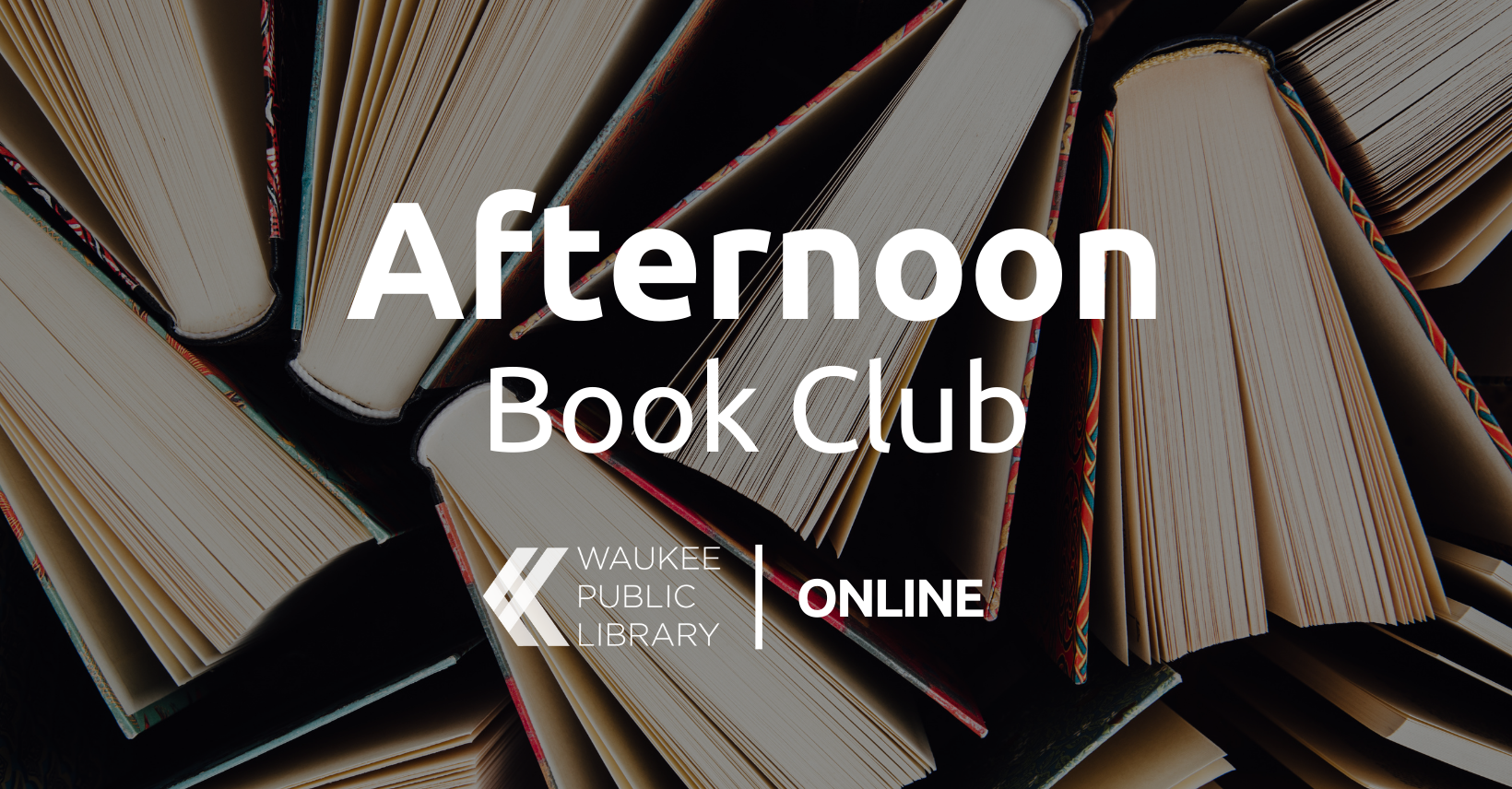 Afternoon Book Club: One Thousand White Women