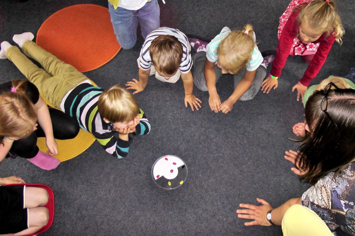 Learn & Playgroup